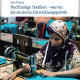 Topic: Sustainable textiles: What German development policy is doing
