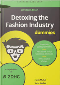 Bild Buch Detoxing the Fashion Industry