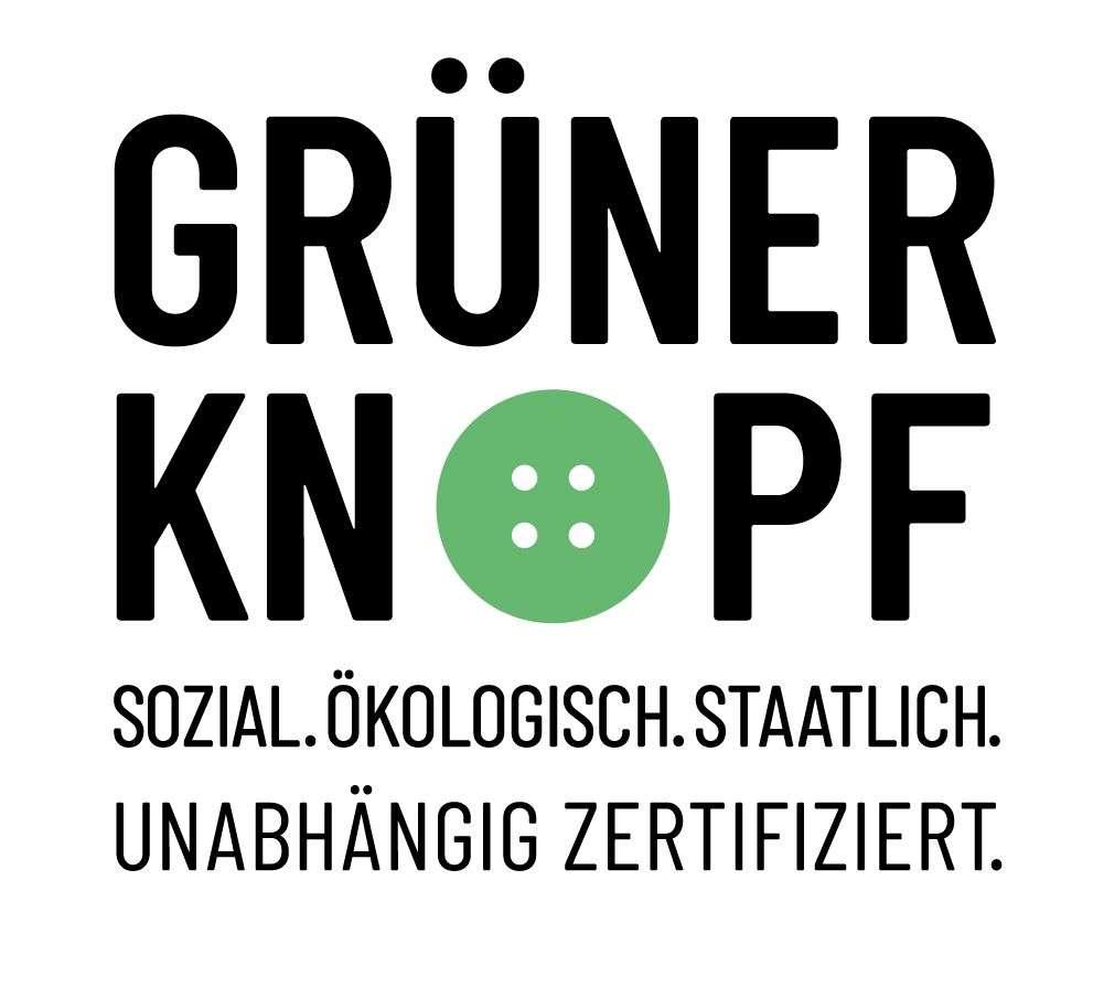 Logo Grüner Knopf