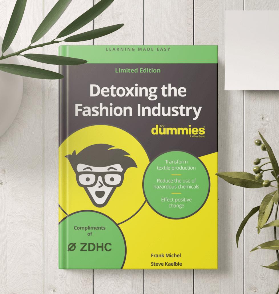 Bild Buch Detoxing the Fashion Industry