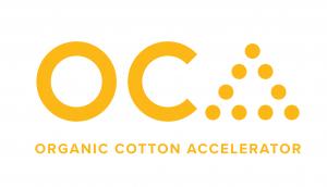 Logo Organic Cotton Accelerator