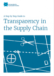 Cover Guide Transparency in the Supply Chain
