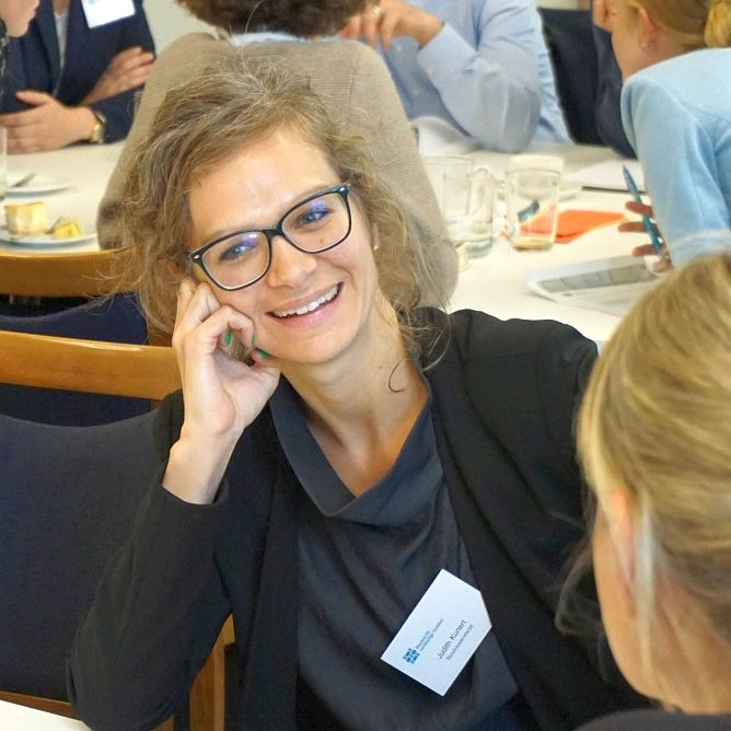 Judith Kunert, Bündnissekretariat