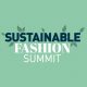 Schriftzug Sustainable Fasion Summit 2020