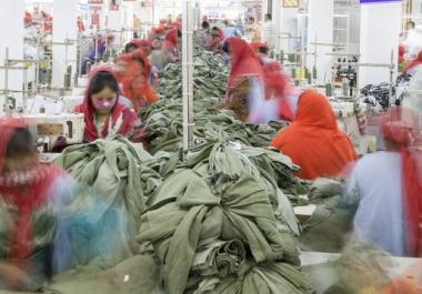 Bangladesch Textil