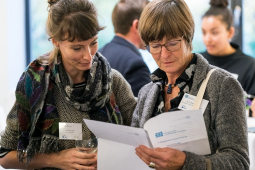 Mitgliederversammlung 2019, Textilbündnis